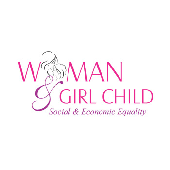 Woman & Girl Child